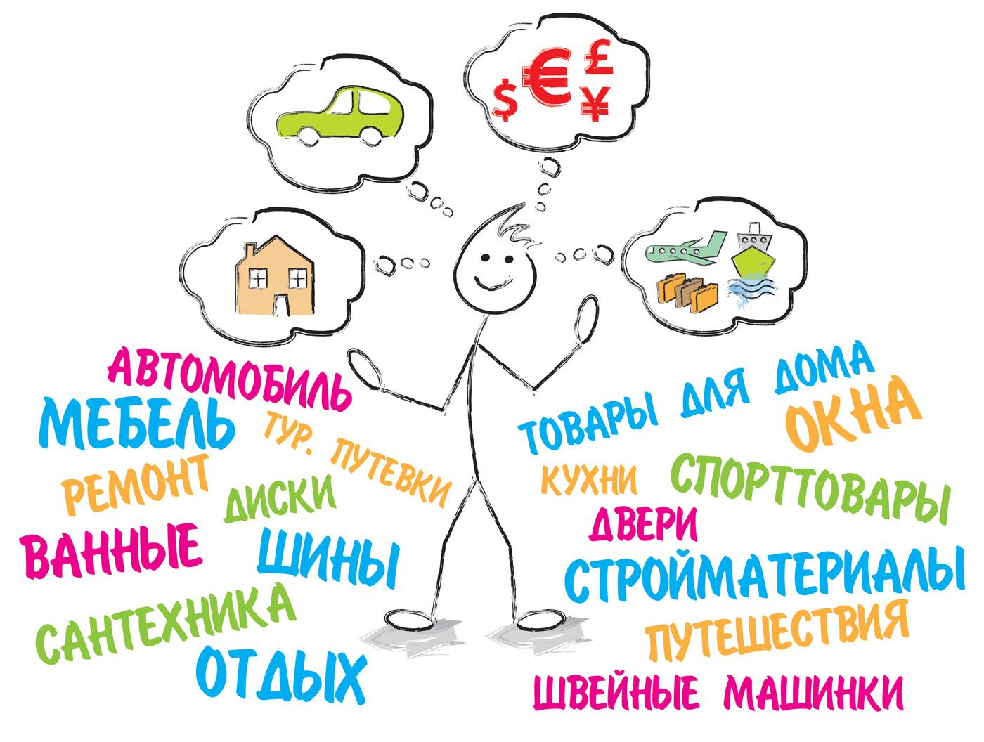 Кредиты банка Открытие для любых целей